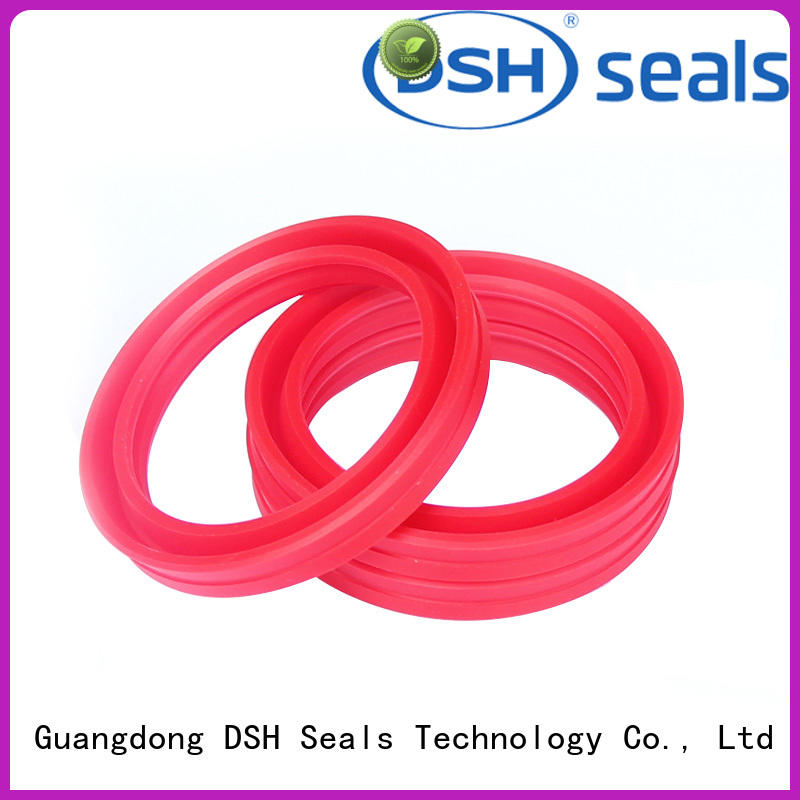 idipu rod seal kit hby for chemical equipment DSH