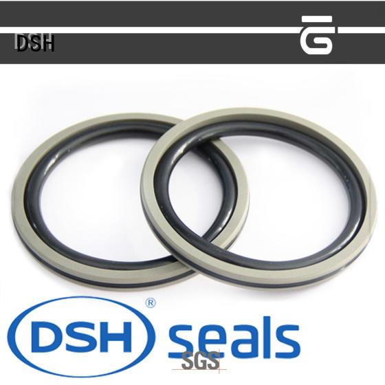 DSH heavy piston ring excavator for coal mining machinery