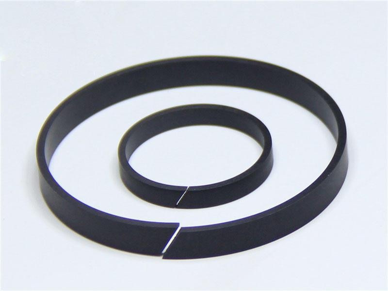 DSH black teflon wear strips ptfe for pneumatic industry