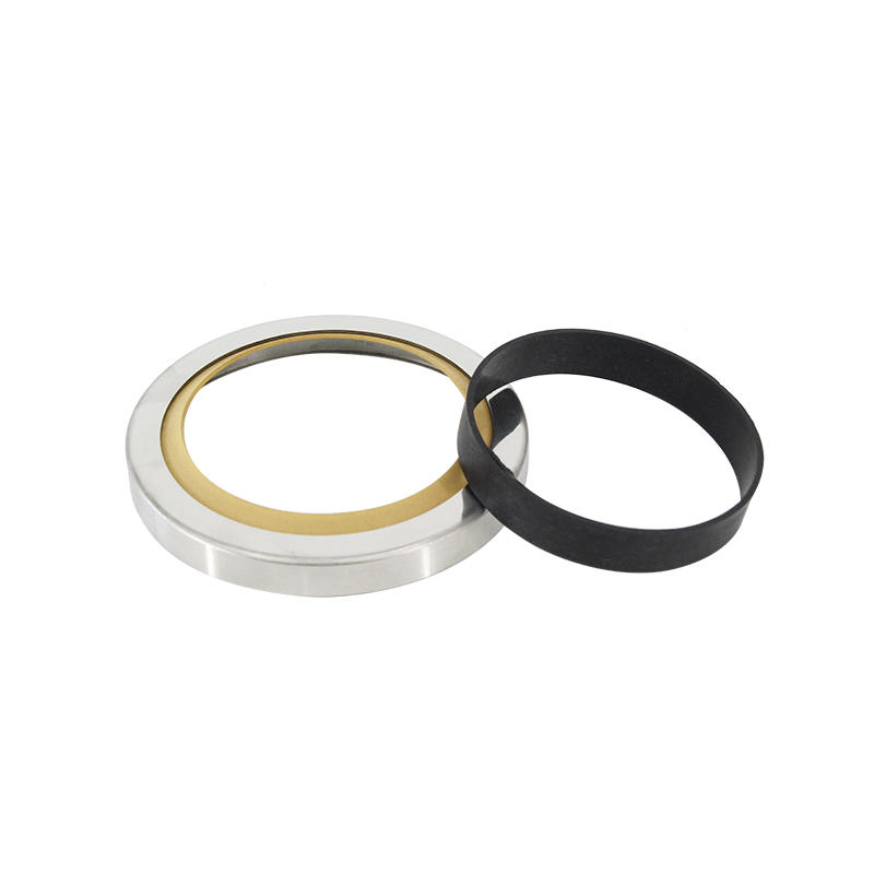 AR/AL type-Ekonol filled PTFE Stainless Steel Thread Single Lip Oil Seals