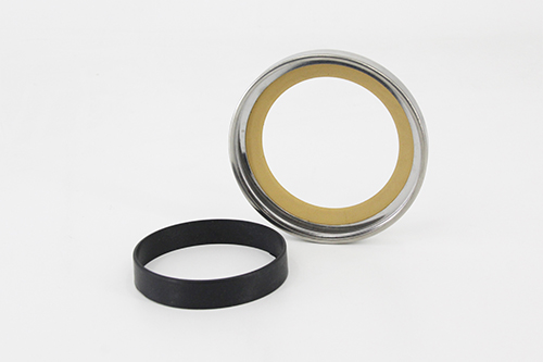 DSH-Rubber Oil Seal | Aral Type-ekonol Filled Ptfe Single Lip Oil Seal-4