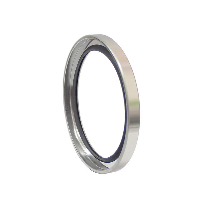 A type-Single Lip PTFE Stainless Steel Rotary Shaft Oil Seals