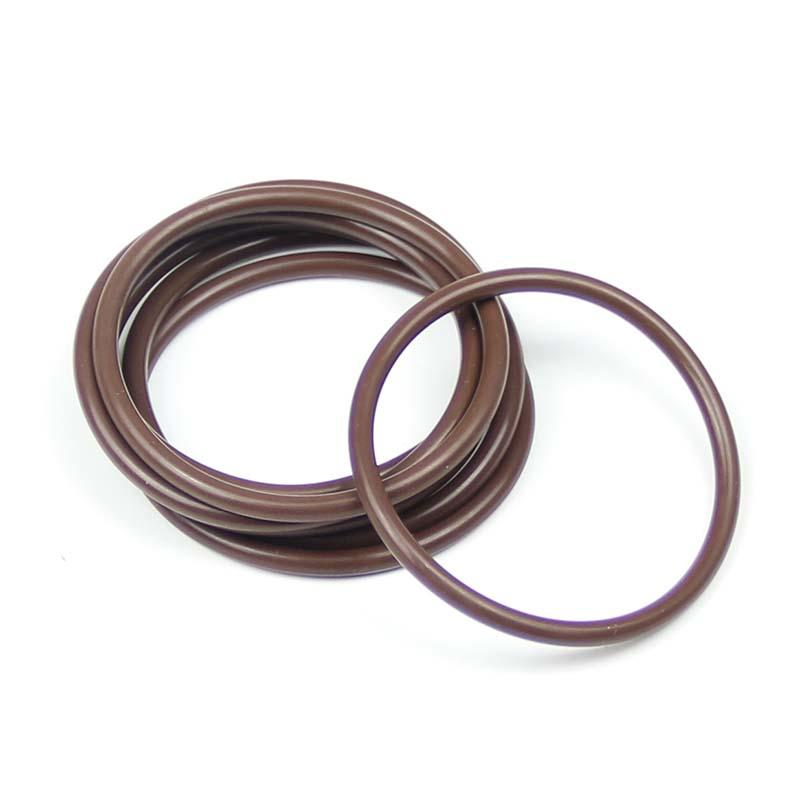 O Ring NBR FKM Silicone Rubber PTFE Encapsulated O ring