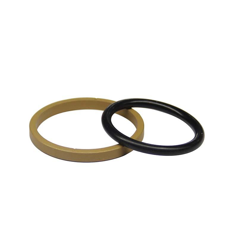 DSF-Hydraulic Piston Seal Bronze filled PTFE Glyd Ring