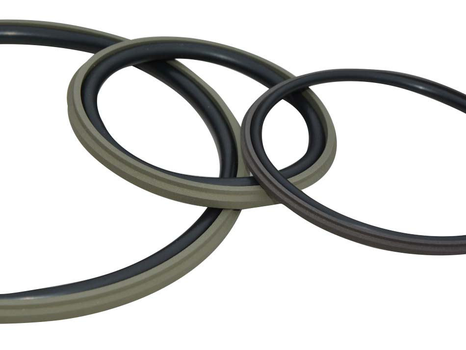 DSH-Pneumatic Piston Seal | Dsd-custom Step Seal Piston Ring-2