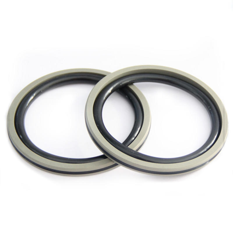 DAQ-PTFE Piston Hydraulic Compact X Ring