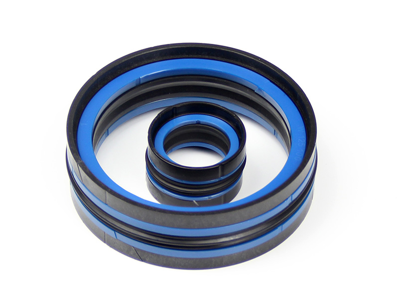 DSH-Piston Seal Design Manufacture | Double-acting Compact Piston Seal-7