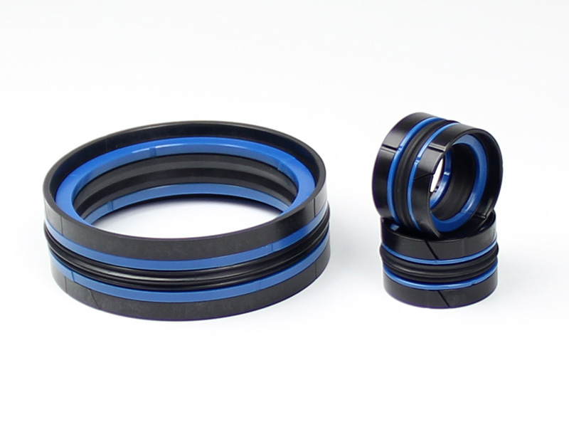 DSH-Piston Seal Design Manufacture | Double-acting Compact Piston Seal-8