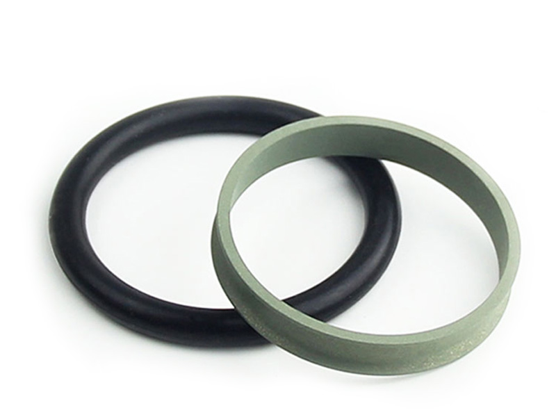 DSH-Hydraulic Rod Seal, Drd-compact Double Delta Hydraulic Rod Seal