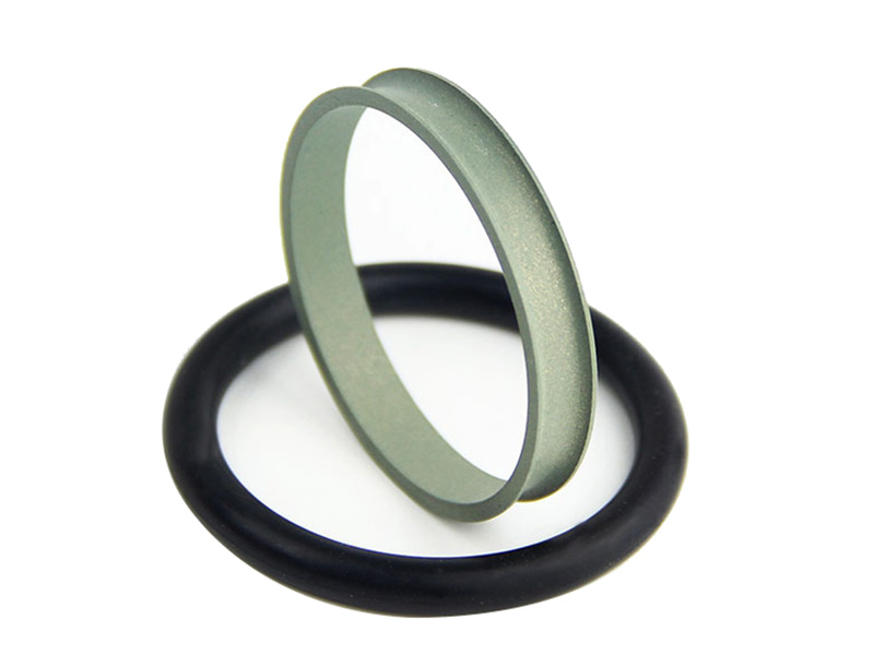 DSH-Hydraulic Rod Seal, Drd-compact Double Delta Hydraulic Rod Seal-3