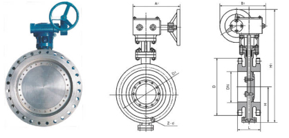 DSH-Hydraulic Oil Seal Manufacturers-Principle Of Hard Seal Butterfly Valve