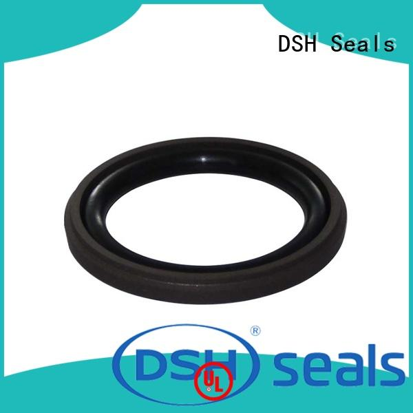 DSH compact hydraulic cylinder piston seals dust for metallurgical equipment