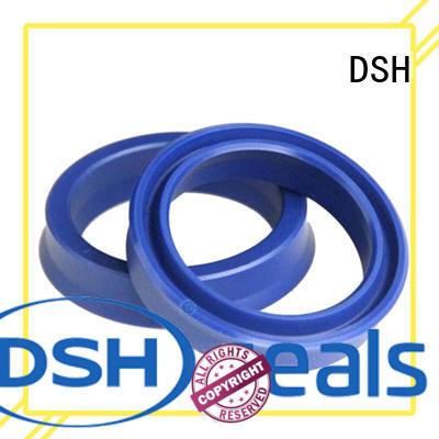 ptfe piston seals ptfe for coal mining machinery DSH