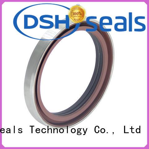 standard shaft oil seals stainless DSH