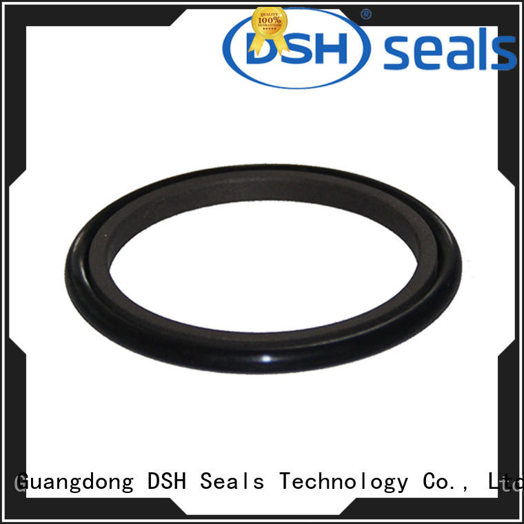 DSH hby piston rod seal wholesale for chemical equipment