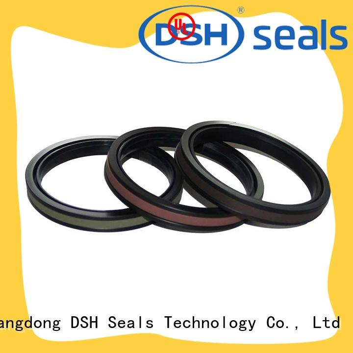 DSH heavy piston seal inquire now for gas industry