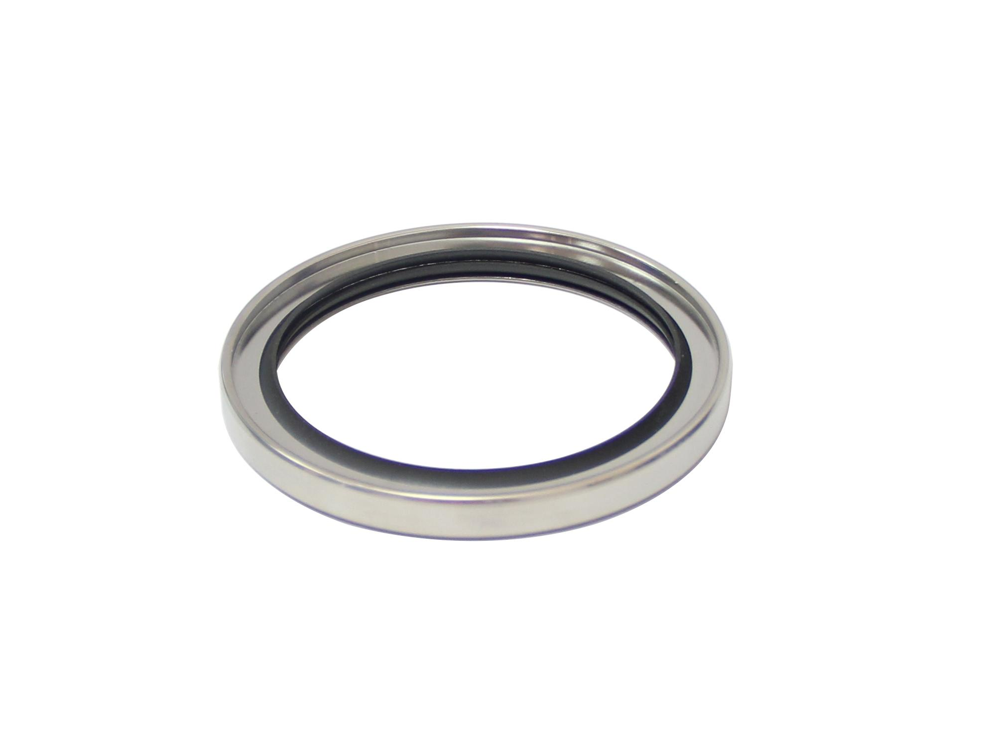 DSH-Viton Oil Seal | B Type-double Lip Stainless Steel PTFE Oil Seal-1