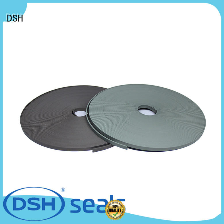 ptfe filled bronze pressure DSH Brand wear ring supplier