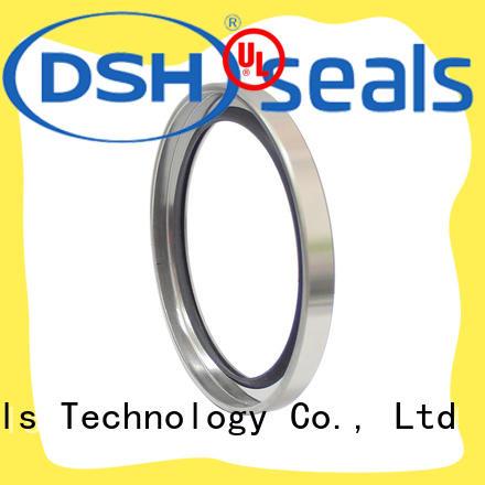 DSH radial viton oil seal ptfe for refrigeration equipment
