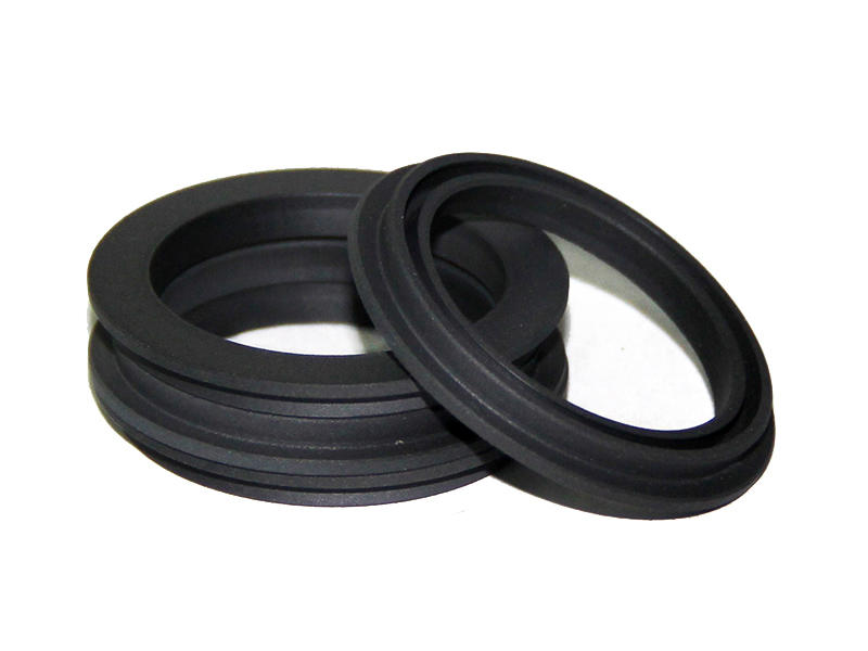 ptwcustom spring energized ptfe seal wholesale for guide ring DSH-2