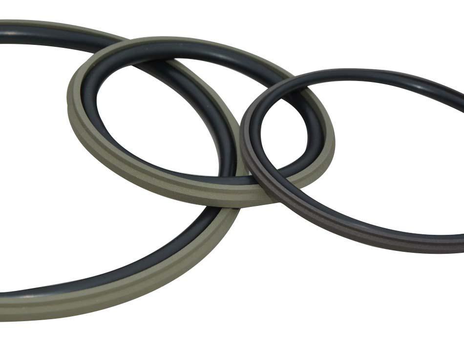 DSH-Pneumatic Piston Seal | Dsd-custom Step Seal Piston Ring-2