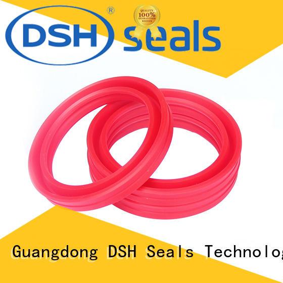 DSH filled piston rod seal supplier for metallurgical equipment