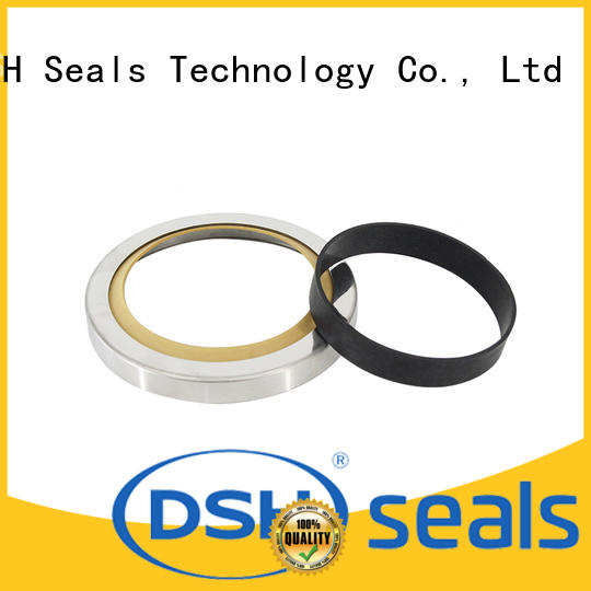 double oil seal price series for guide ring
