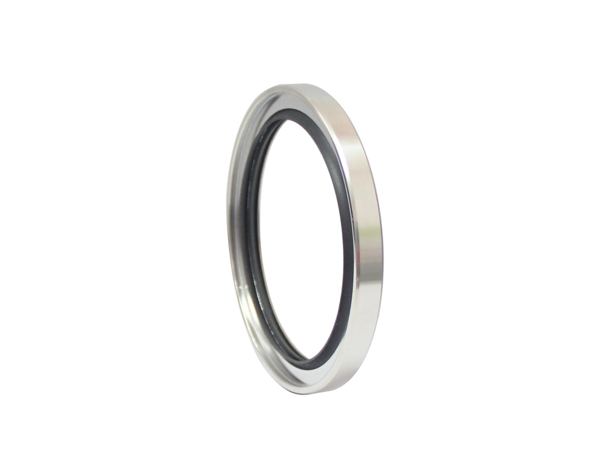 DSH-Viton Oil Seal | B Type-double Lip Stainless Steel PTFE Oil Seal-2