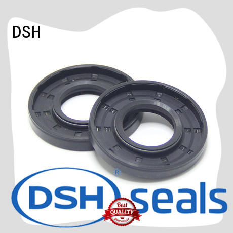 DSH typestainless oil seal types directly sale for chemical equipment