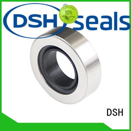 double lip oil seal