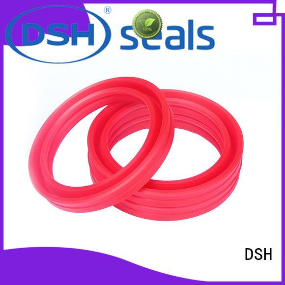 DSH cylinder rod seals ptfe