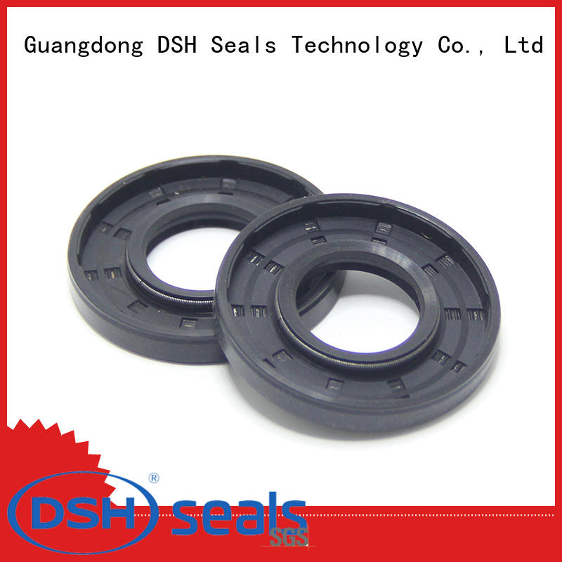 typeekonol double lip oil seal from China for refrigeration equipment DSH