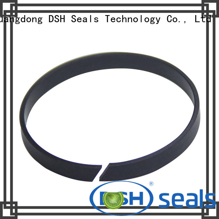 DSH hydraulic ptfe wear strips tapes for refrigeration equipment