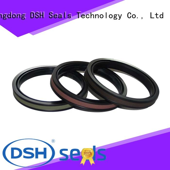 filled ptfe piston seal dsdcustom factory for metallurgical equipment