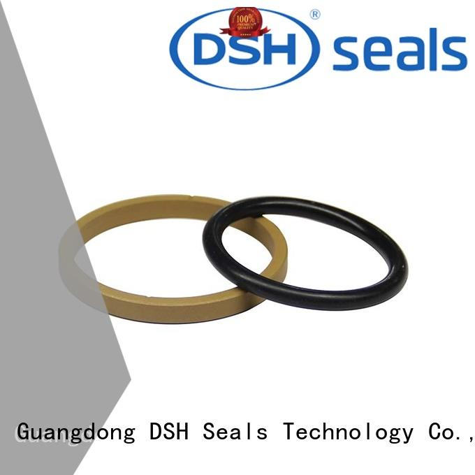 DSH ucup hydraulic piston seals suppliers design for metallurgical equipment