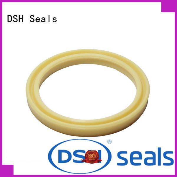 nbrfkm cylinder rod seals manufacturer for electronic appliances DSH