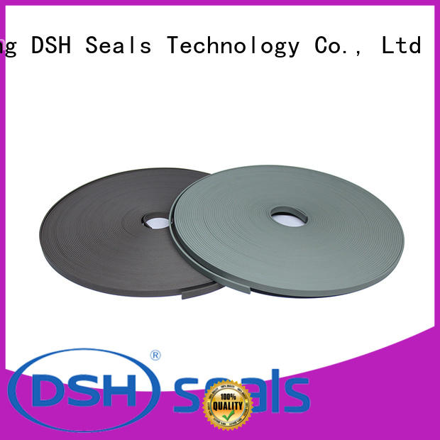 DSH black wear ring series for chemical equipment