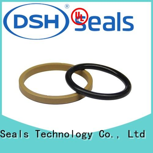 Custom glyd parts piston seal DSH hydraulic