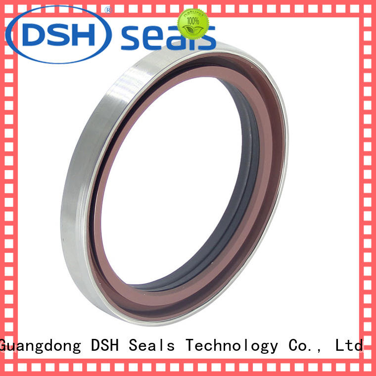 typetriple engine oil seal series for oil industry DSH