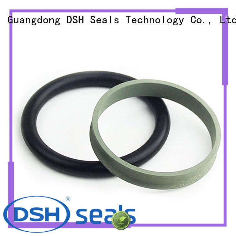 hydraulic cylinder rod wiper idipu for metallurgical equipment DSH