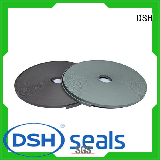 flat teflon wear strips tapes for engineering DSH