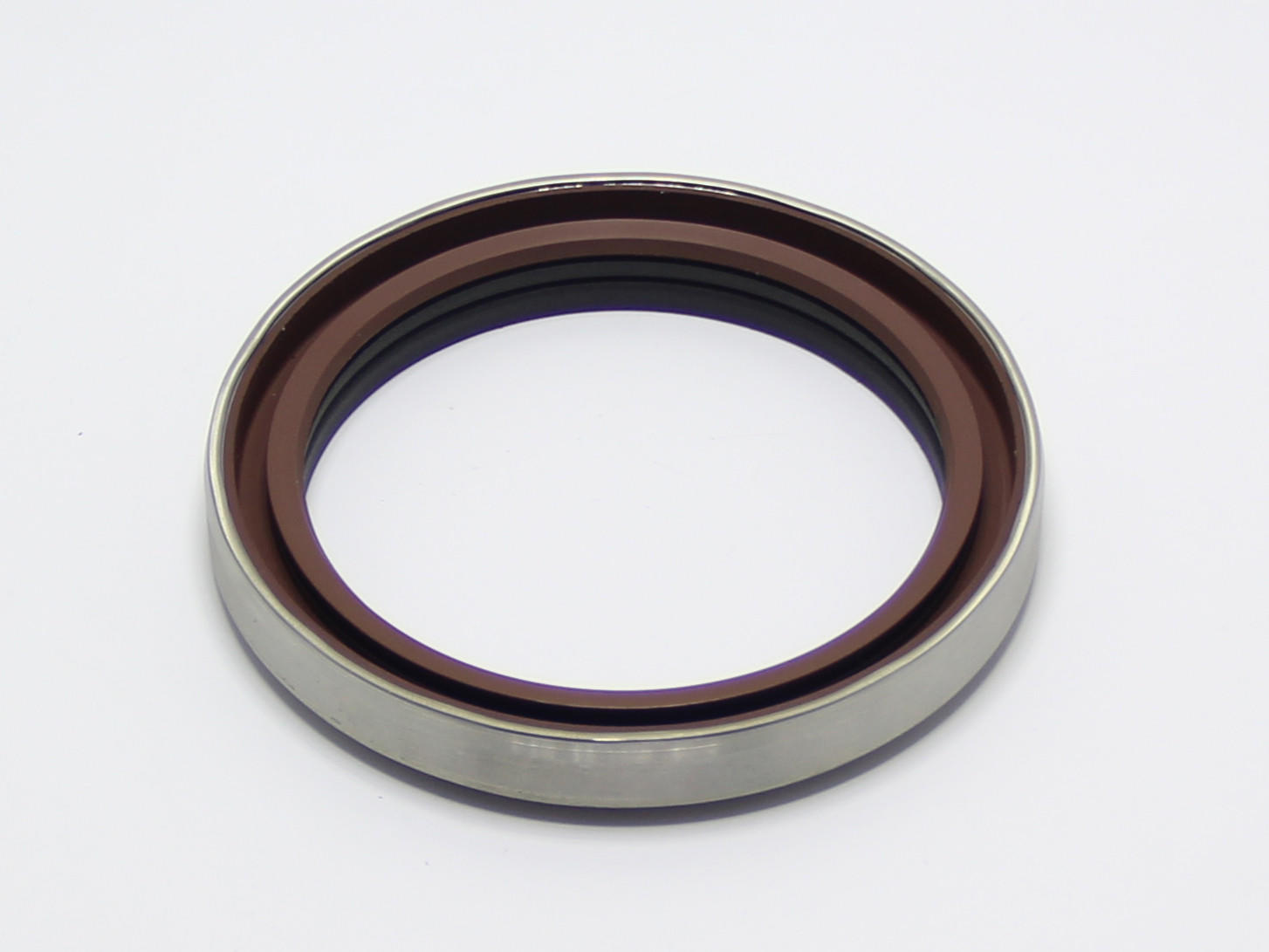 DSH-Shaft Oil Seals Stainless Steel Shaft Thread Double Lip Oil Seal-1