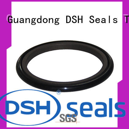 DSH u-cup rod wiper seals hbts for gas industry