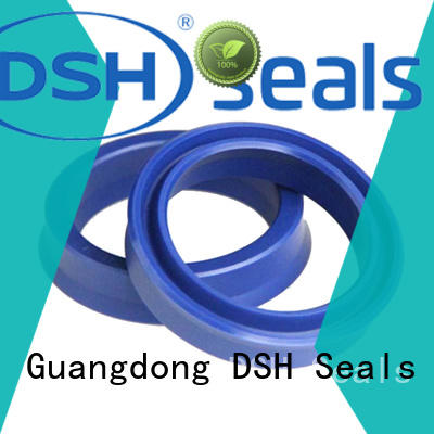 DSH compact pneumatic cylinder piston seals with good price for coal mining machinery