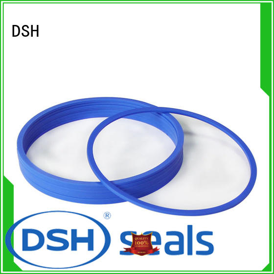 spgwexcavator hydraulic cylinder piston seals excavator for oil industry DSH