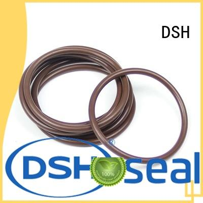 encapsulated dust piston seal compact bronze DSH company