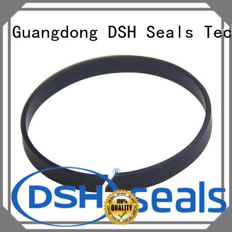 DSH Brand tapes filled custom teflon wear strips