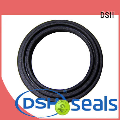 DSH Brand carbon face custom spring loaded seal