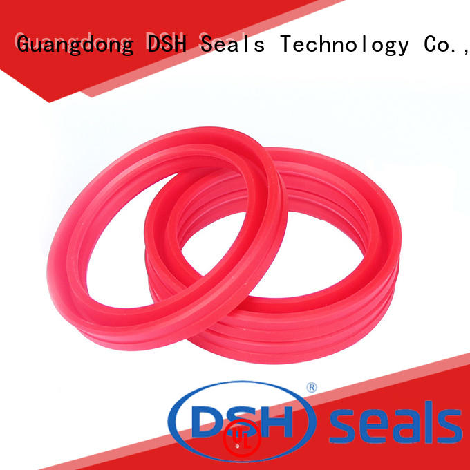 step hydraulic rod seal supplier for oil industry