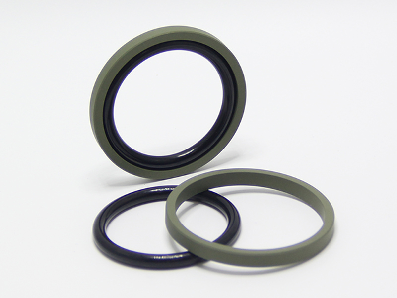 DSH-Pneumatic Piston Seal Manufacture | Spgo - Ptfe Filled With-1